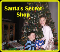 Fun Services Santa's Secret Shop